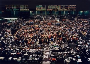Chicago Board of Trade II-Andreas Gursky