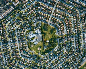 Christoph Gielen-Deer Crest Suburb California